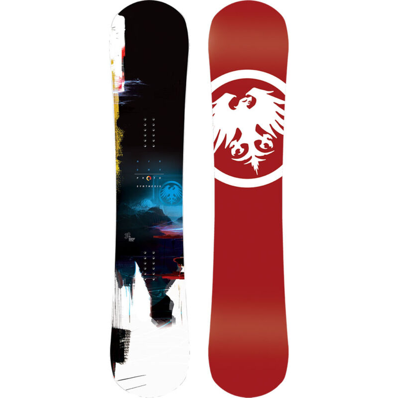 Never Summer Proto Synthesis DF Snowboard Mens image number 0