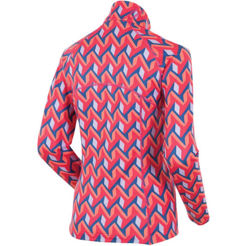 Sunice Ski Lodge II Stretch Knit Half-Zip Pullover - Womens 20/21 image number 1