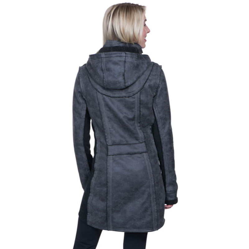 Kuhl Dani Sherpa Trench Jacket - Womens 20/21 image number 2