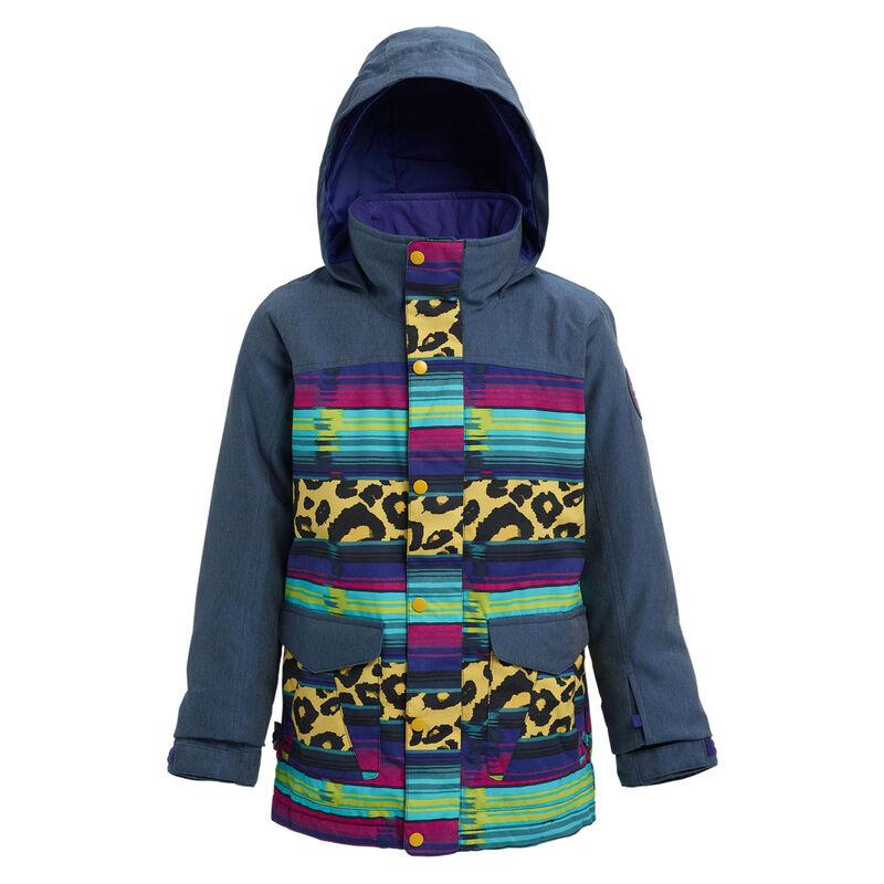 Burton Elstar Parka Jacket - Girls - 19/20 image number 0