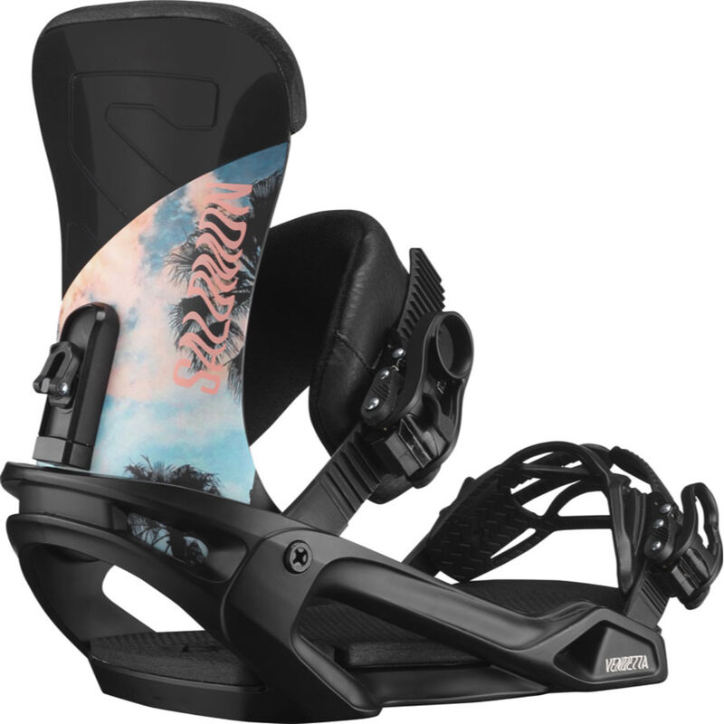 Salomon Vendetta Snowboard Bindings Womens image number 0