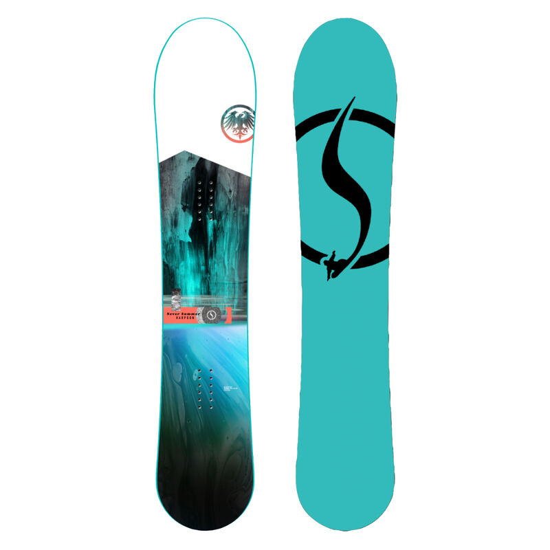 Never Summer Harpoon Snowboard Womens image number 0
