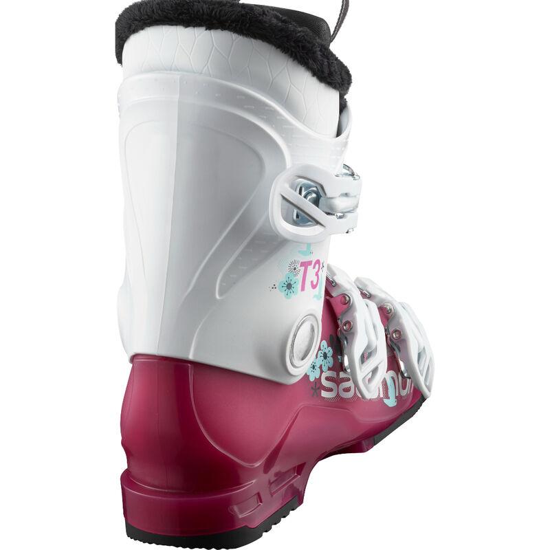 Salomon T3 RT Girly Ski Boots Girls image number 1