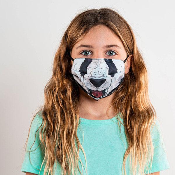 SA Company Face Mask Kids