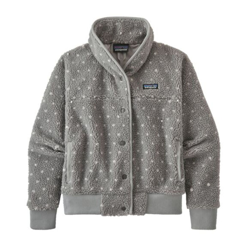 Patagonia Snap Front Retro-X Fleece Jacket Womens image number 0