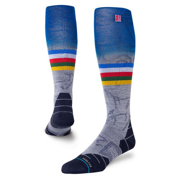 Stance Jimmy Chin 2 Socks Mens