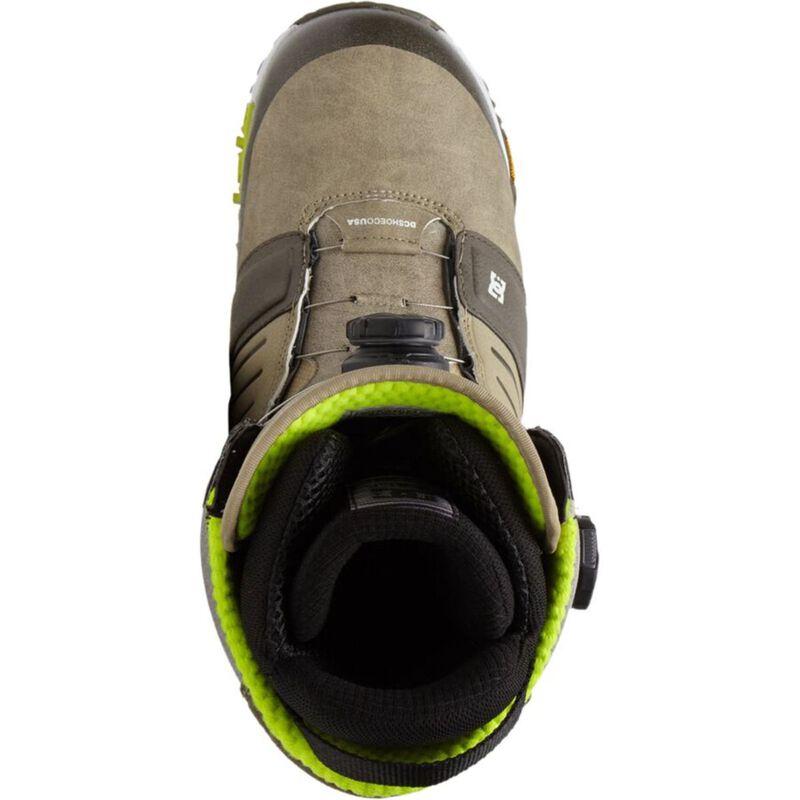 DC Judge Boa Mens Snowboard Boot image number 8