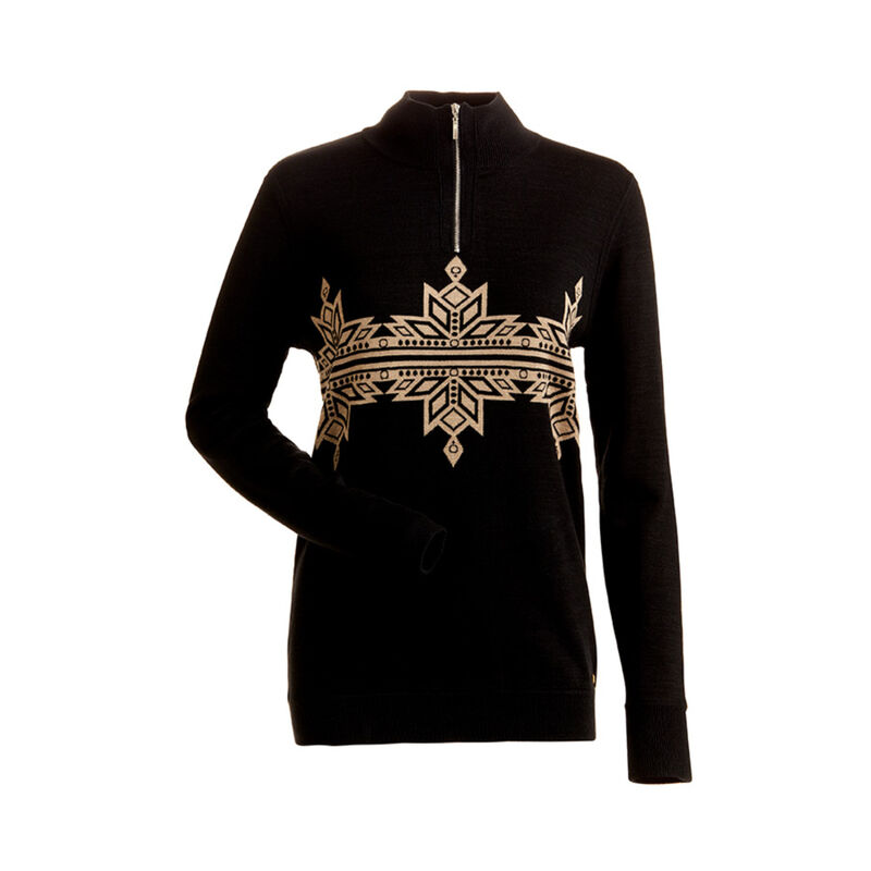 Nils Snowflake Sweater - Womens image number 0