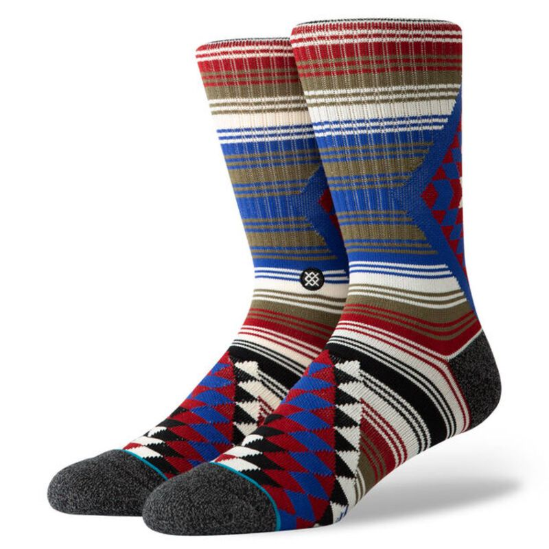 Stance Bodie Classic Crew Socks - Mens image number 0