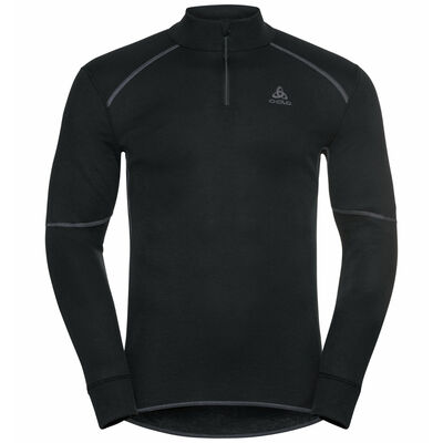 Odlo ACTIVE X-WARM 1/2 Zip Turtle-Neck Long-Sleeve Baselayer - Mens 20/21