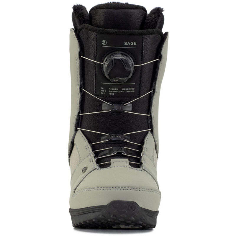 Ride Sage Snowboard Boots - Womens 20/21 image number 2