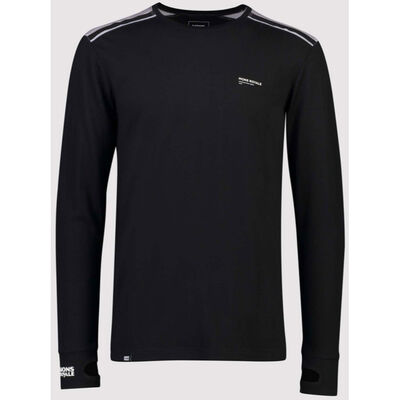 Mons Royale Alta Tech Long Sleeve Shirt- Men's