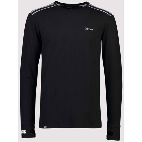 Mons Royale Alta Tech Long Sleeve Shirt Men's