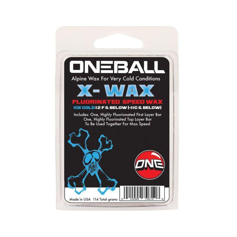 One Ball Jay X-Wax Snowboard Wax image number 1