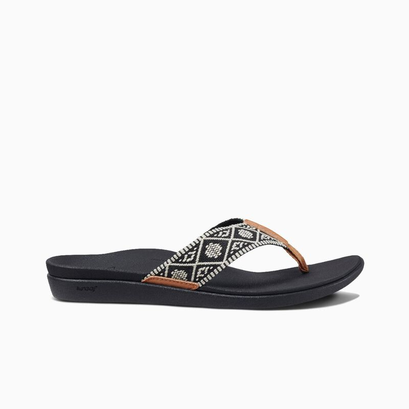 Reef Ortho-Bounce Woven Sandals Womens image number 1
