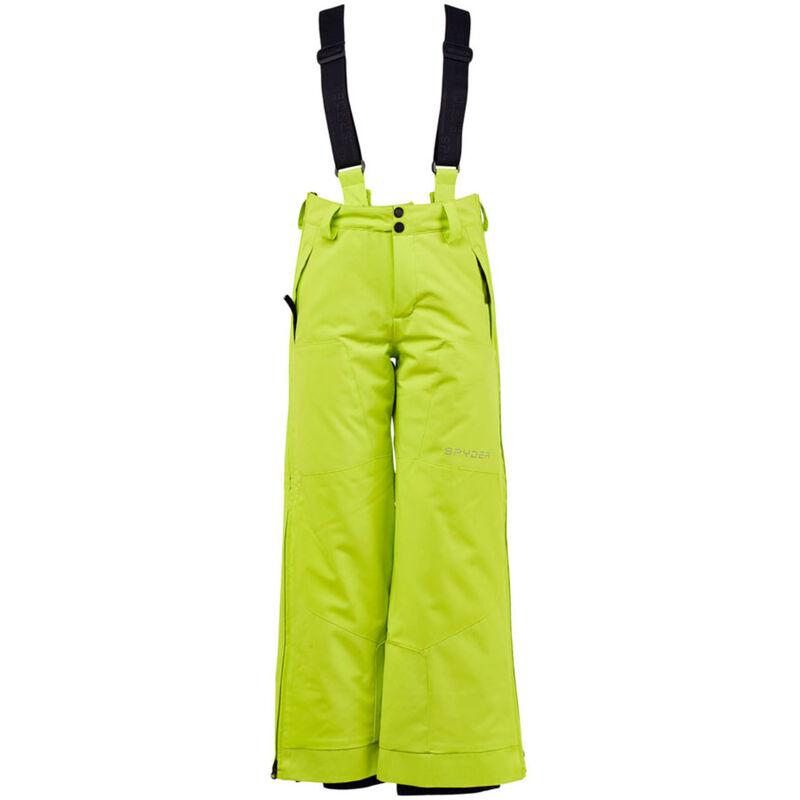 Spyder Guard Full Zip Pant - Boys 20/21 image number 0