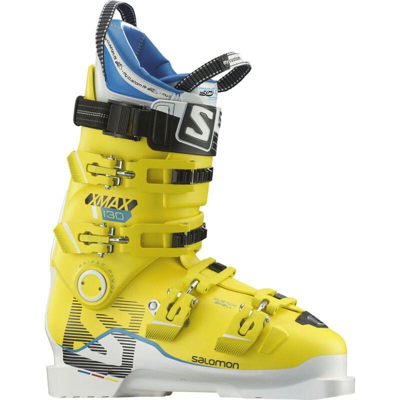 Salomon X MAX 130 Ski Boot - Mens - 2016/2017 image number 0