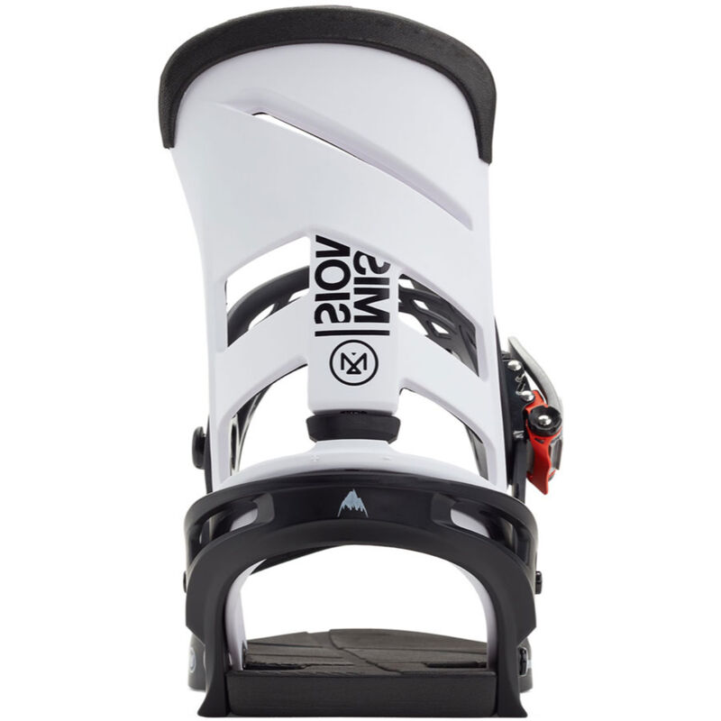 Burton Misson Re:Flex Snowboard Bindings - Mens 20/21 image number 2