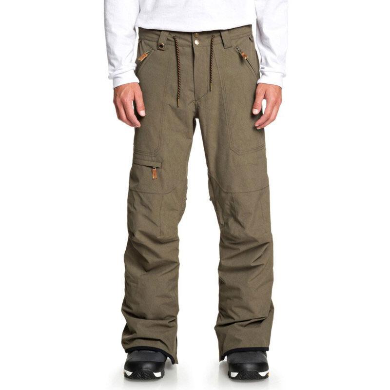 Quiksilver Elmwood Pant - Mens- 19/20 image number 0