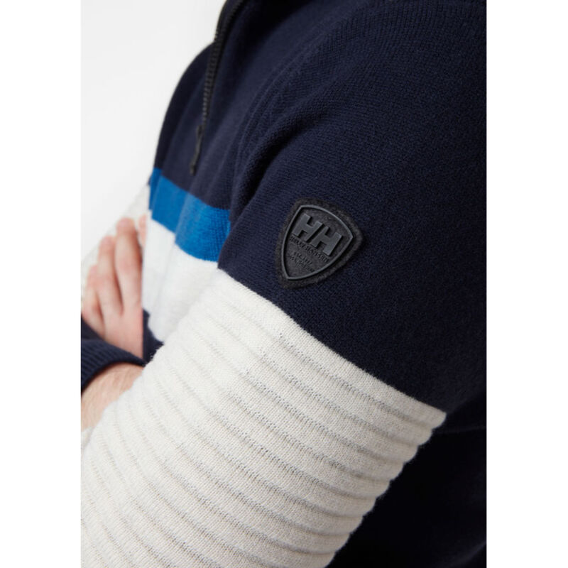 Helly Hansen Tricolore Knitted Sweater Mens image number 2