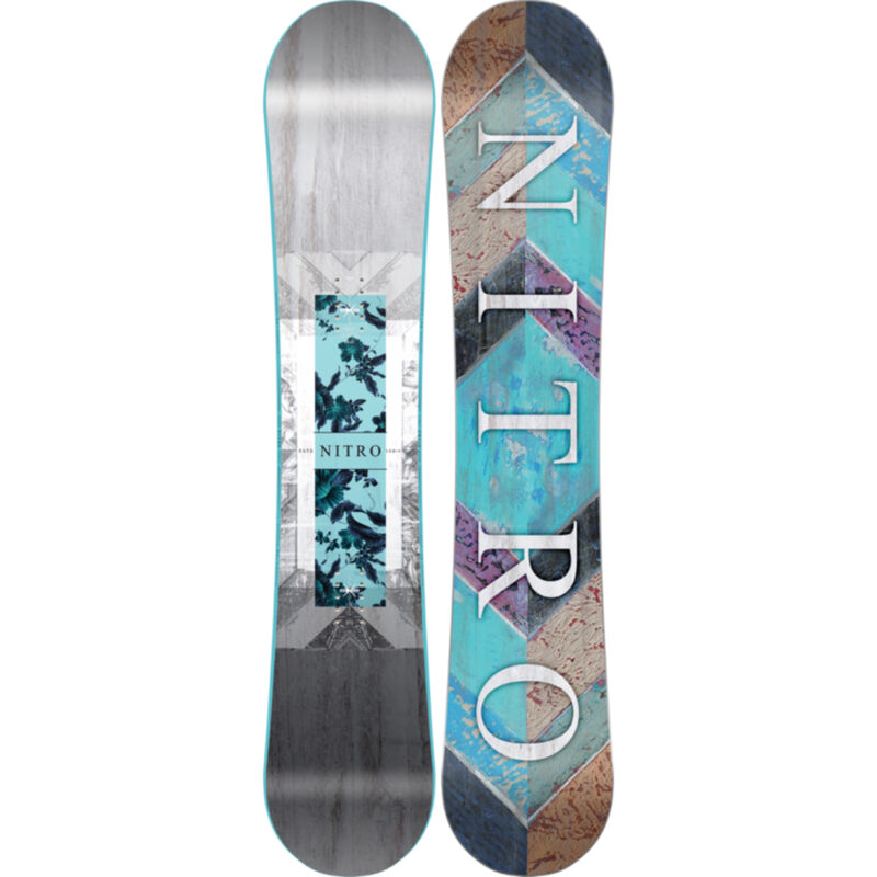 Nitro Fate Snowboard image number 0