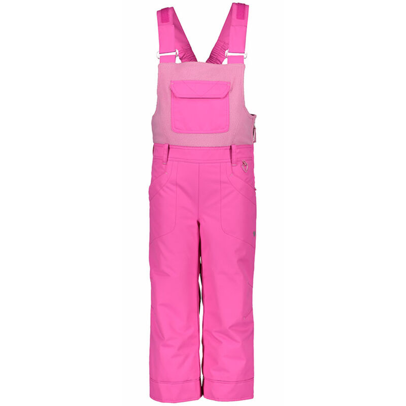 Obermeyer Disco Bib Pants - Toddler Girls 20/21 image number 0