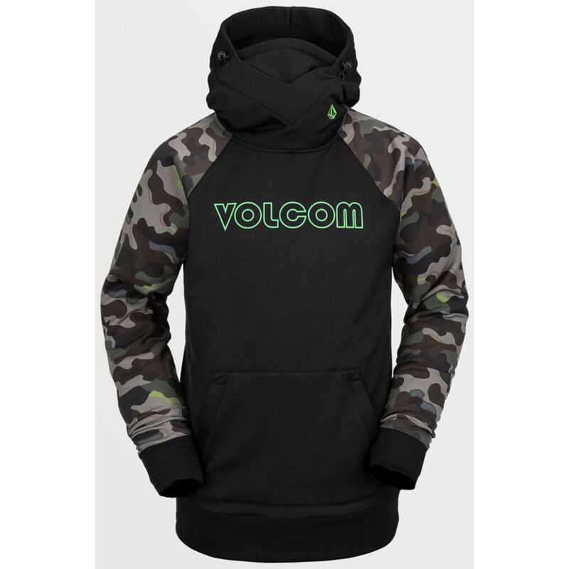 Volcom Hydro Riding Hoodie Jacket Mens image number 0