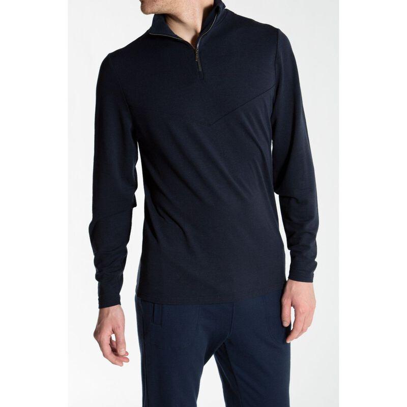 We Norwegians Voss Zip Up Sweater Mens image number 0