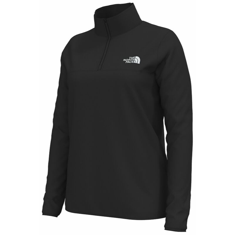 The North Face TKA Glacier 1/4 Zip Pullover Womens image number 0