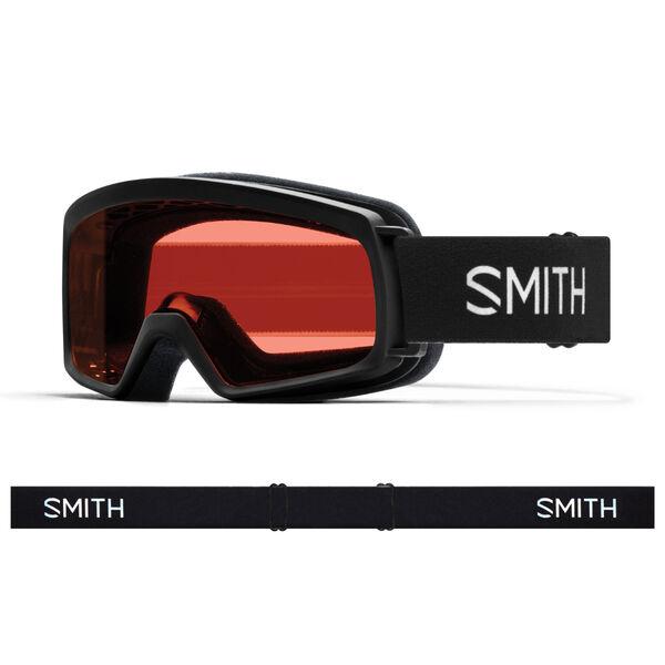 Smith Rascal RC36 Black Goggles Juniors