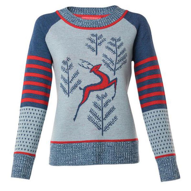 Krimson Klover Prancing Sweater Womens image number 0