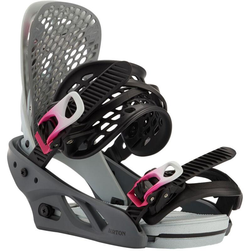 Burton Escapade Re:Flex Snowboard Bindings Womens image number 1