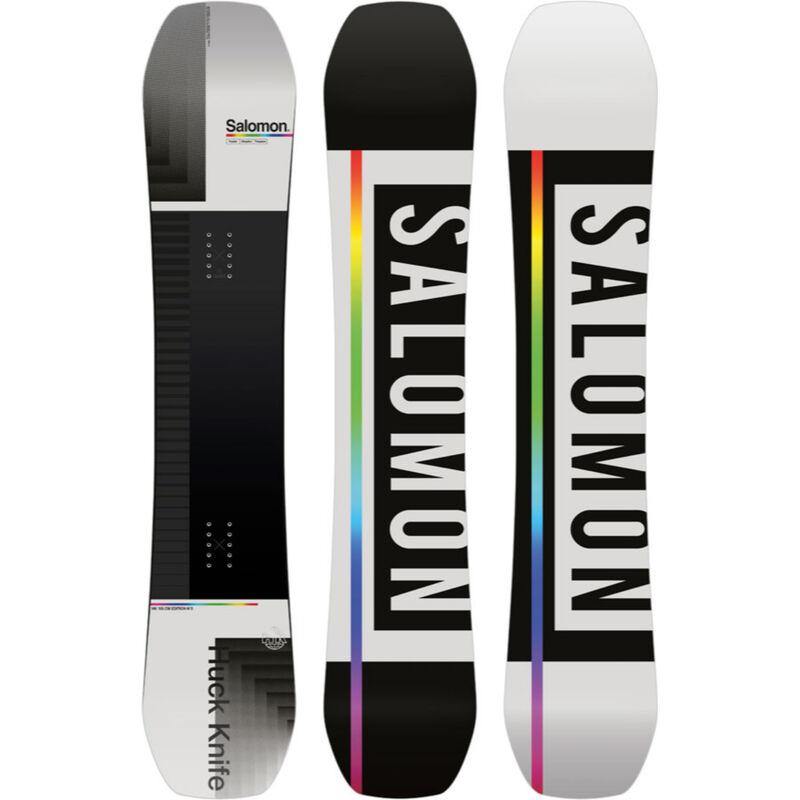 Salomon Huck Knife Wide Snowboard Mens image number 0
