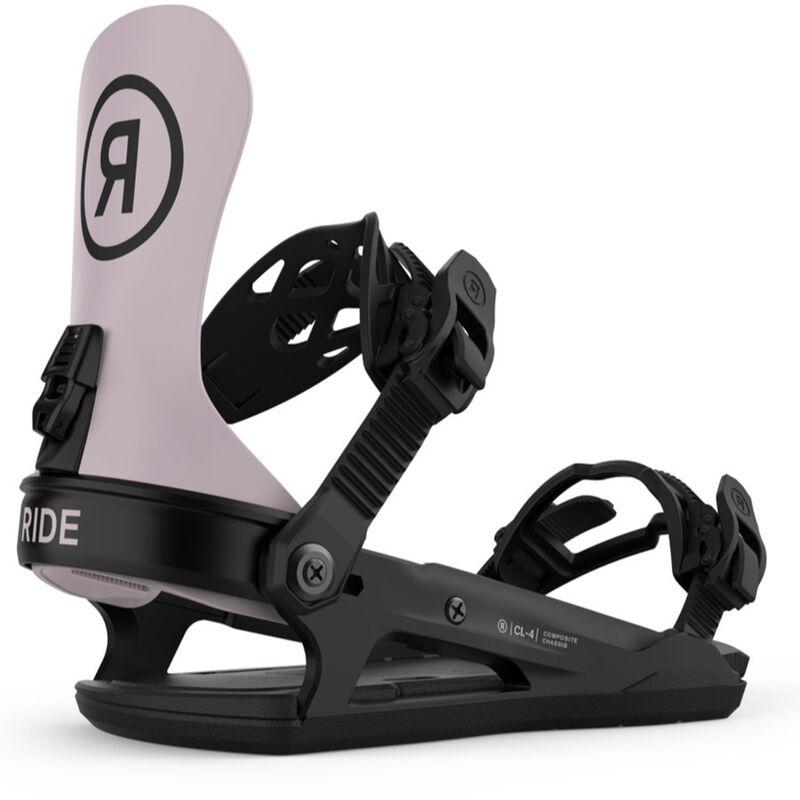 Ride CL-4 Snowboard Bindings Womens image number 0