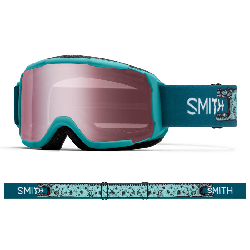 Smith Daredevil Ignitor Snow Goggles Kids image number 0