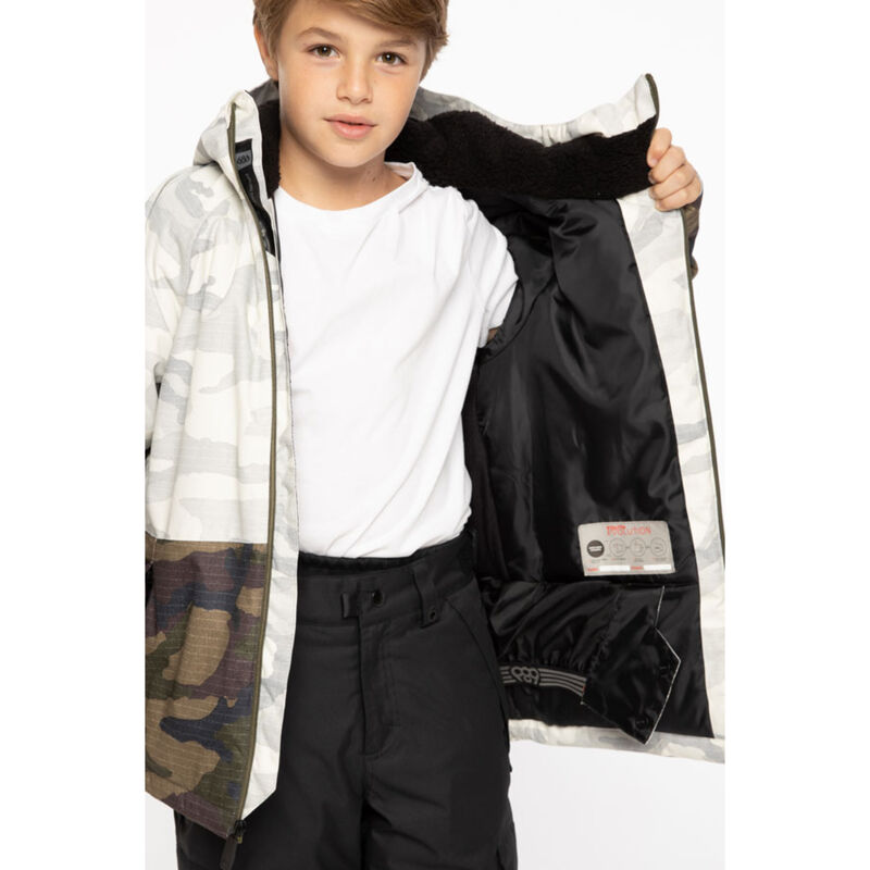 686 Hydra Insulated Jacket Boys image number 2