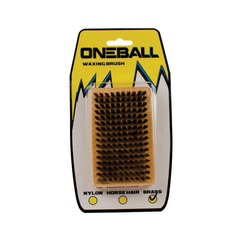 OneBall Jay Brass Waxing Brush image number 0