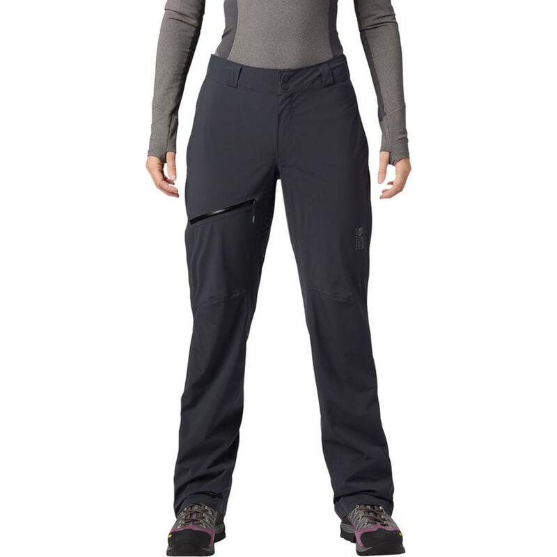 Mountain Hardwear Ozaonic Pant Regular - Womens image number 0