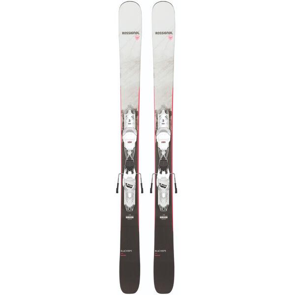 Rossignol Blackops Dreamer Xpress Skis with 10GW Bindings Womens (Teens)