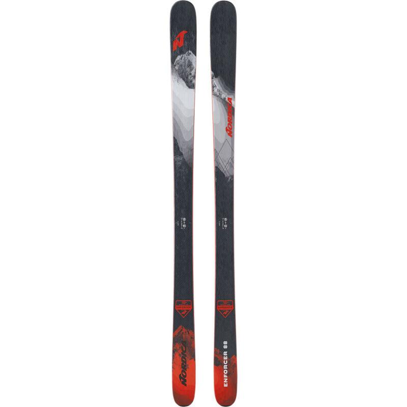 Nordica Enforcer 88 Skis - Mens 20/21 image number 0