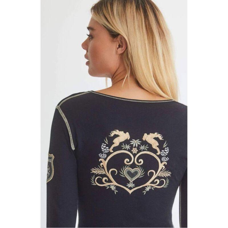 Alp N Rock Aurelie Henley Shirt Womens image number 1
