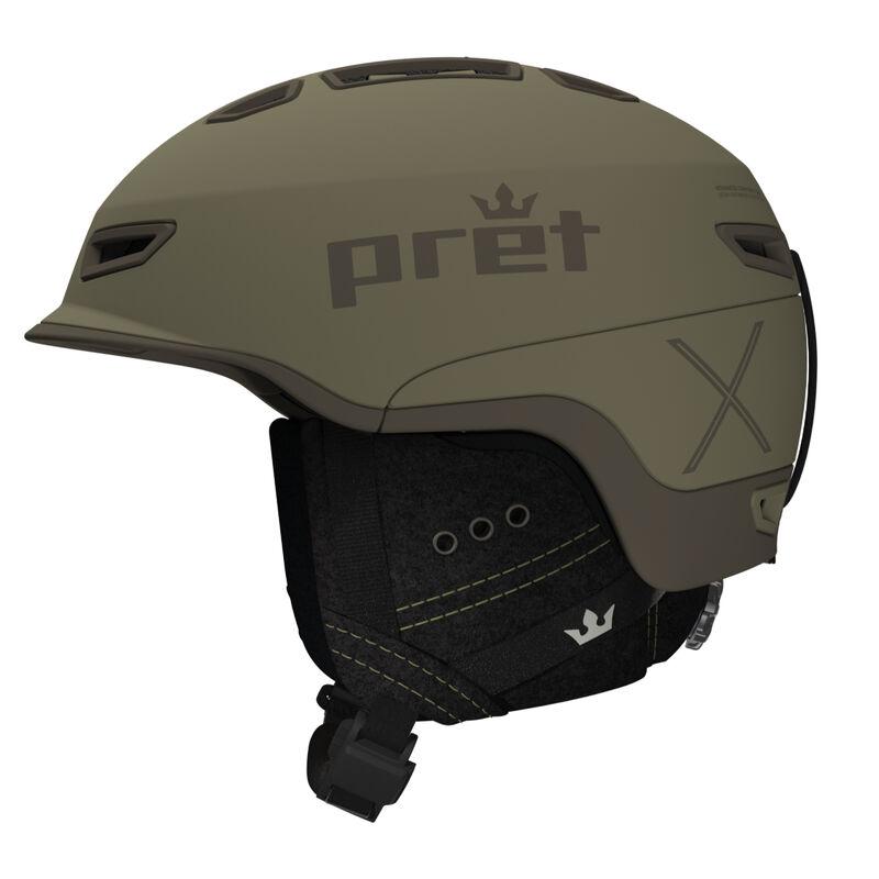 Pret Fury X Ski Helmet image number 0