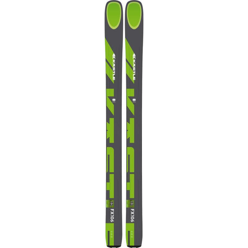 Kastle FX106 HP Skis - Mens 20/21 image number 0