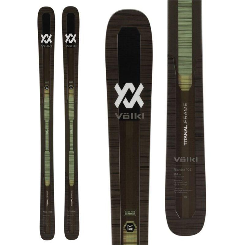 Volkl Mantra 102 Skis Mens image number 0