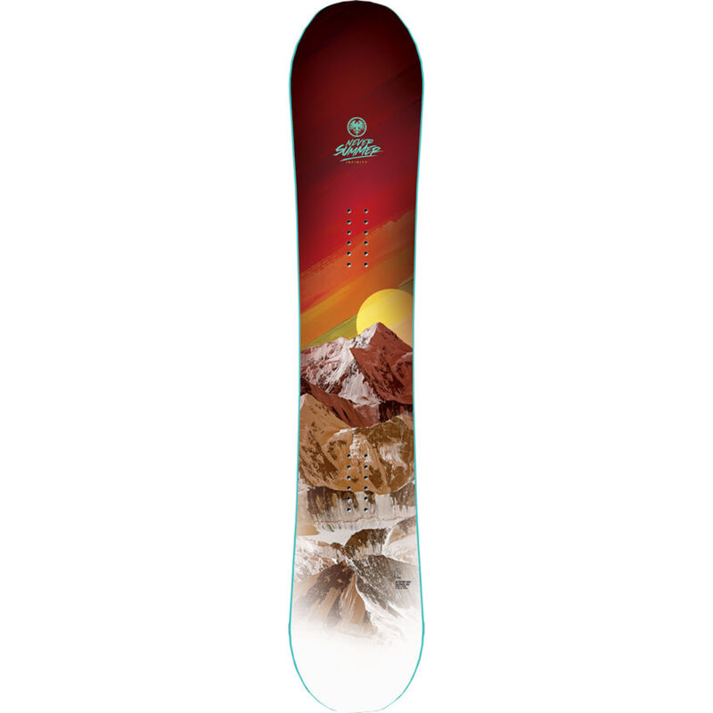 Never Summer Infinity Snowboard Womens image number 1