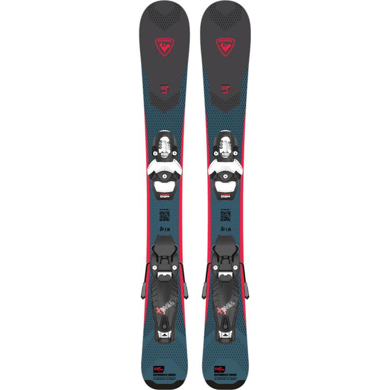 Rossignol Experience Pro Junior Skis + Team 4 GW Bindings image number 0