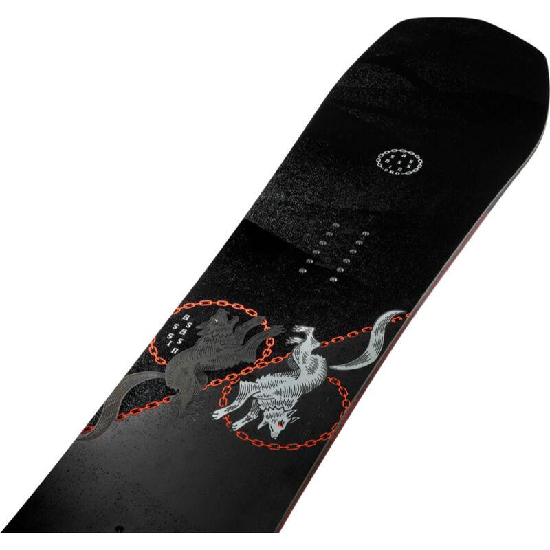 Salomon Assassin Pro Wide Snowboard Mens image number 1
