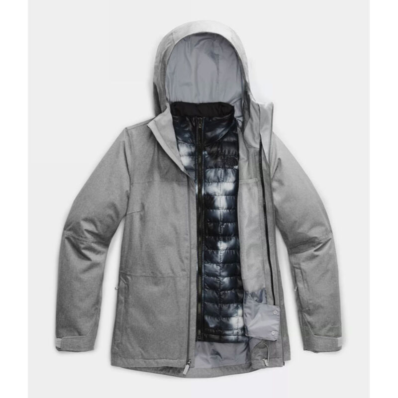 The North Face ThermoBall Eco Snow Triclimate Jacket - Womens 20/21 image number 0