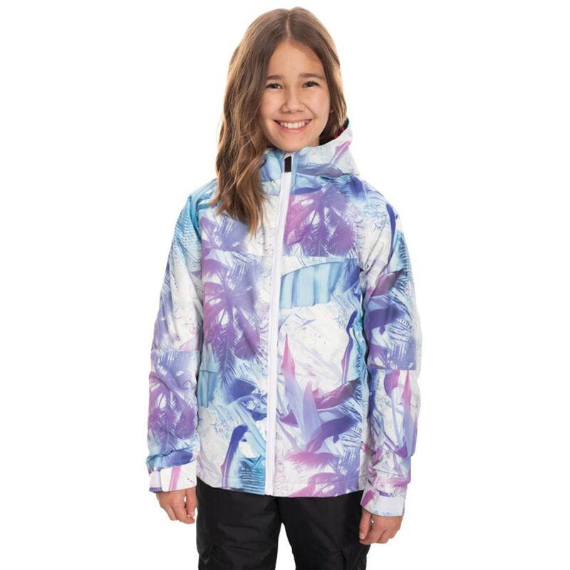 686 Speckle Jacket - Girls - 19/20 image number 0