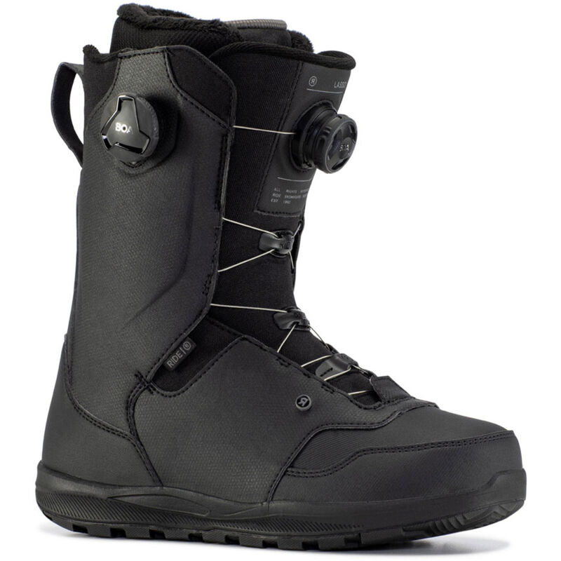 Ride Lasso Boa Snowboard Boots Mens image number 0